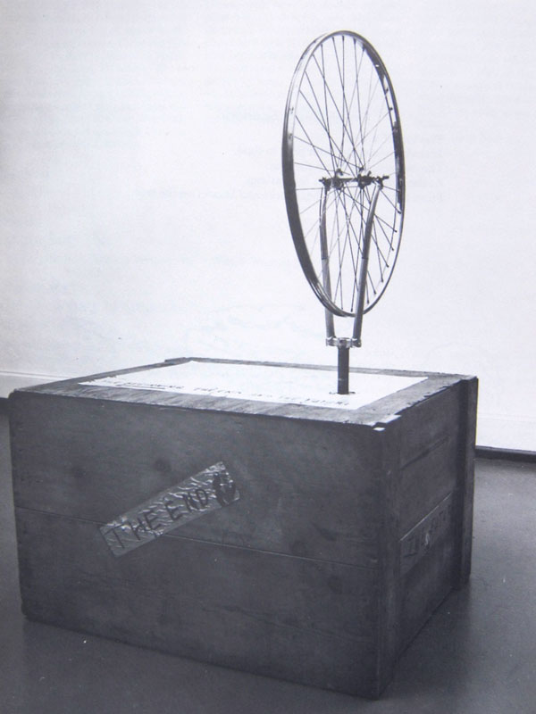 Robert Filliou, For Duchamp, 1969