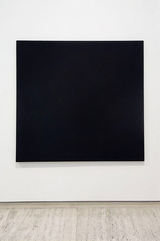 Robert Law, Blue Black Indigo Black, 1977