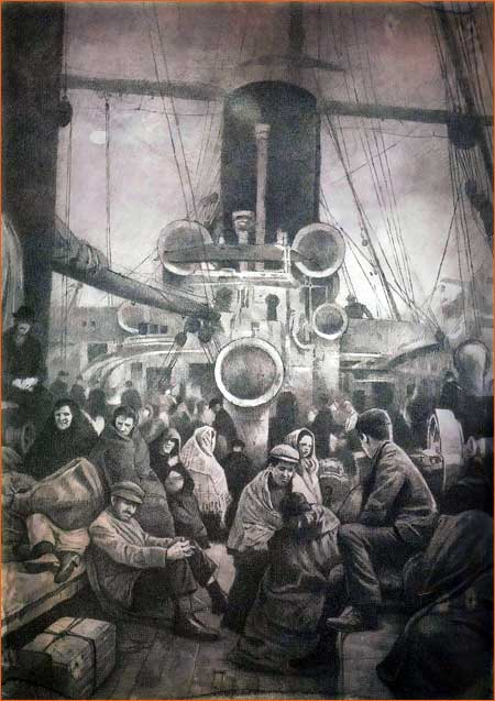 Shaun Tan, The Arrival, 2007