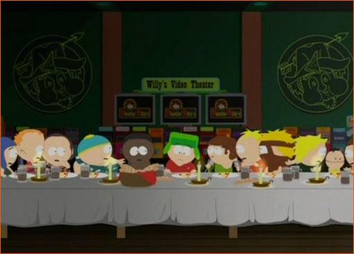 South Park (Margaritaville), 2009