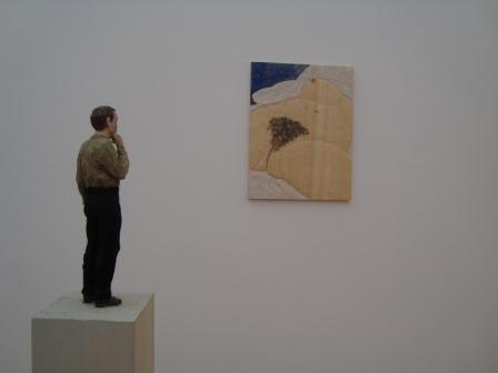 Stephan Balkenhol @ Musée de Grenoble, 2010