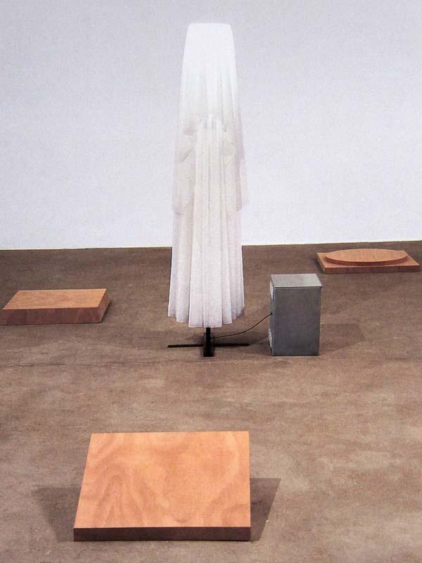 Sylvie Blocher, Décue, la mariée se rhabilla, 1991