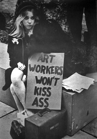 The Art Workers Coalition, 1969-1971