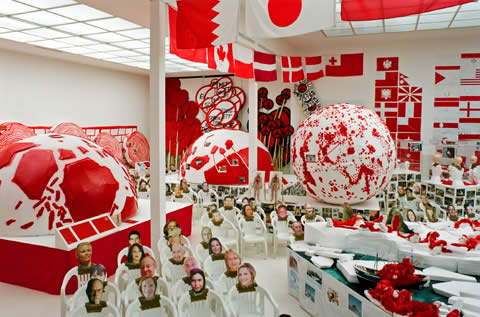 Thomas Hirschhorn, Secession 2008
