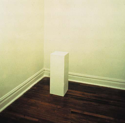 Tom Friedman, Untitled (A Curse), 1992