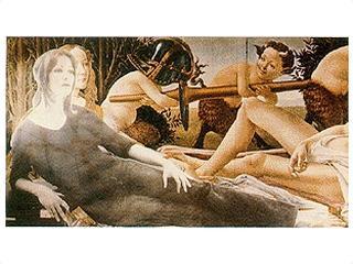 Valie Export, Venus and Mars, 1976