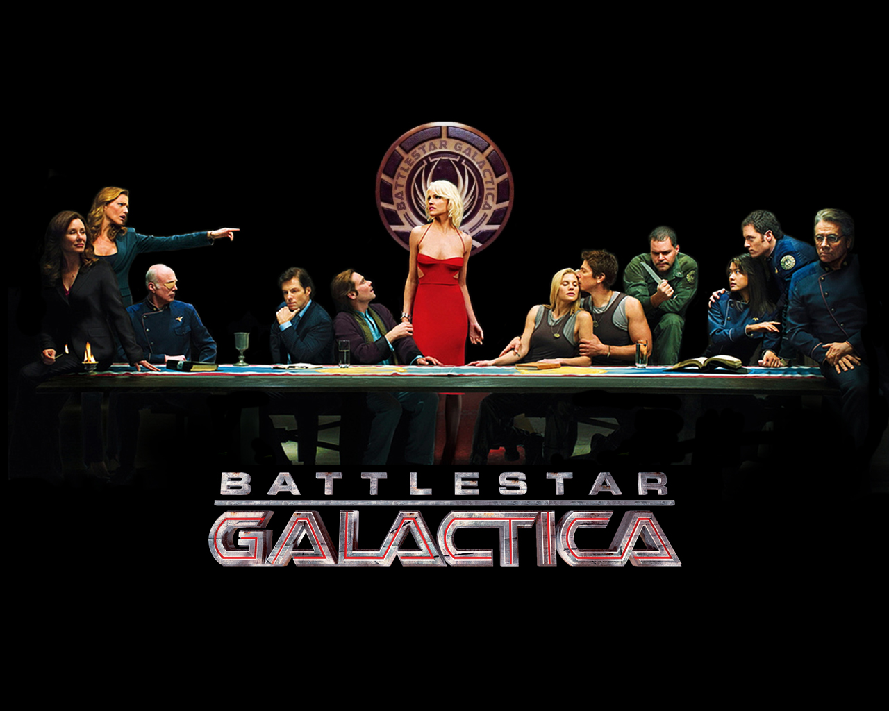 Battlestar Galactica, Last Supper, 2008