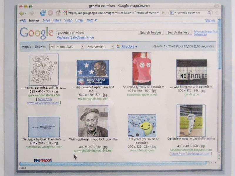 google 1998. Ken Solomon, Google Portrait
