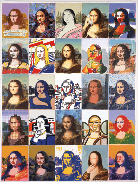 Interpretations of Mona Lisa