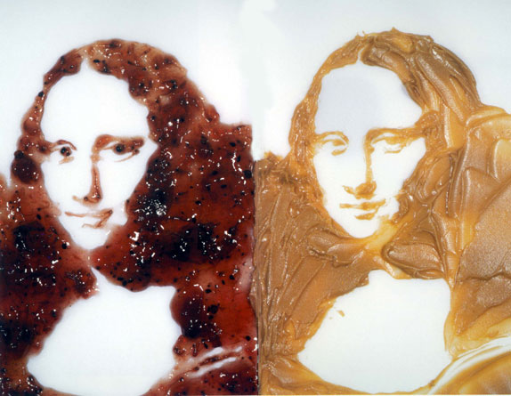 Superbe covers & citations » Andy Warhol, 'Double Mona Lisa', 1963 &BK_28
