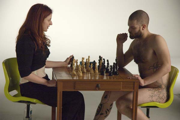 Jennifer Shahade, Naked Chess, 2009