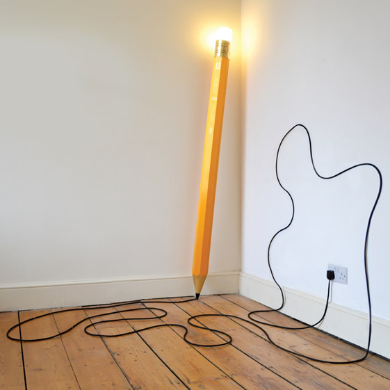 Michael & George, 'HB Lamp', 2014