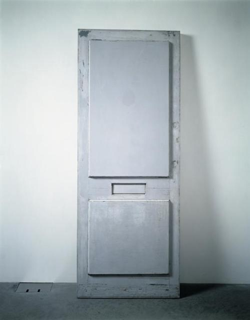 Rachel Whiteread, 'In Out IV', 2000, plasticized plaster with aluminium frame