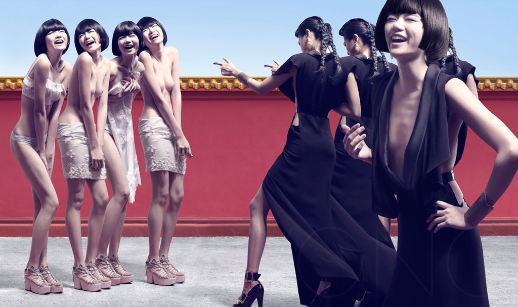 Tim Wong for 'Baccarat', magazine, 2011